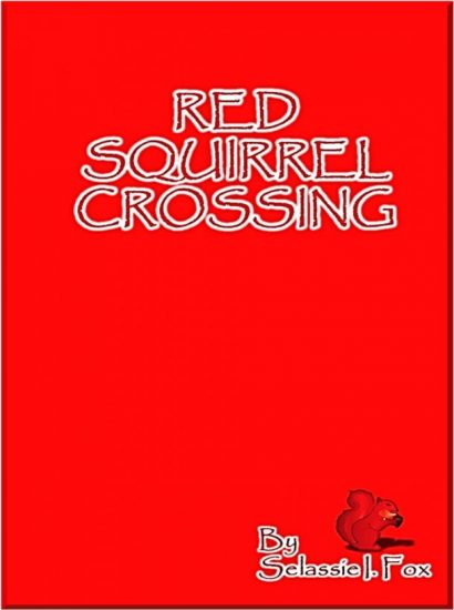 Red Squirrel Crossing Book