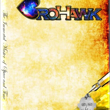 BroHawk – Book Cover v2